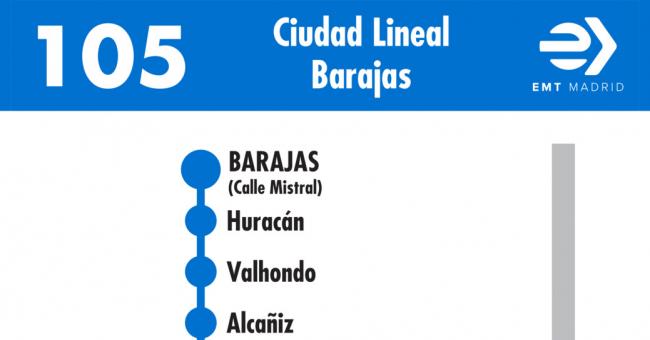 horario autobuses barajas: