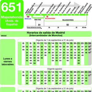 LE BON NUMERO - Page 30 Horario-ida-651-madrid-majadahonda-autobuses-interurbanos-mobile